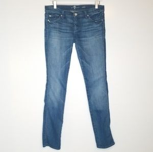 7 for All Mankind Edie Long Jeans